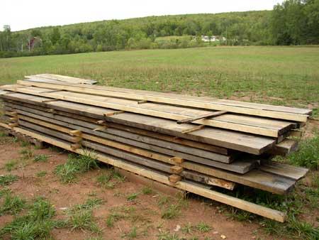 More wood! More wood!